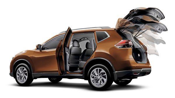 Desain Nissan X-Trail Mobil SUV Tangguh dan Sporty Terbaik di Indonesia