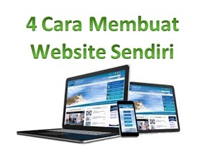 4 Cara Membuat Website Sendiri