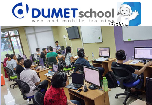 Kursus Internet Marketing Desain Grafis Jakarta, Depok, Tangerang Dumet School